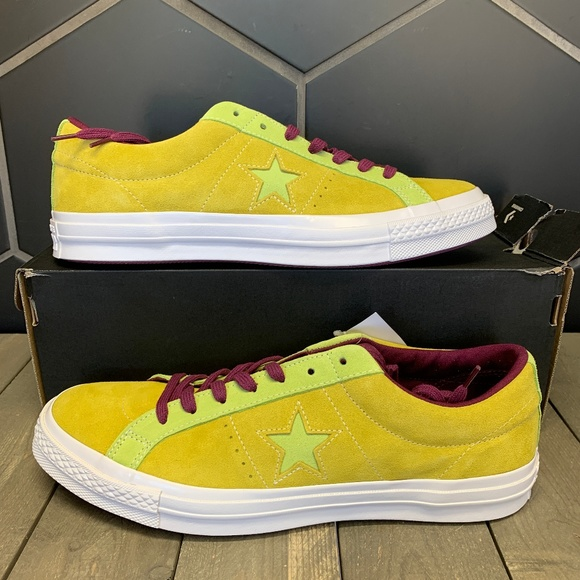 converse one star yellow, OFF 74